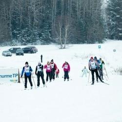 45. Tartu Maratoni Avatud Rada - Kristjan Tõnisson (269), Eva-Liisa Andresson (415), Ilona Vanaveski (428)