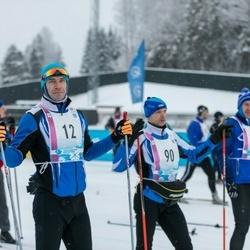 45. Tartu Maratoni Avatud Rada - Toomas Gross (12), Erhard Mandel (90)