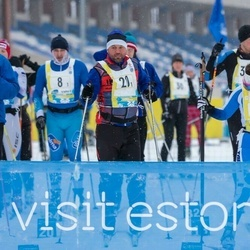 45. Tartu Maratoni Avatud Rada - Andis Brucis (6), Petr Dosmanov (8), James Finnie (10), Christophe Joanblanq (20)
