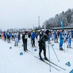 45. Tartu Maratoni Avatud Rada - Margus Kaur (24), Ingrid Lindenberg (38)