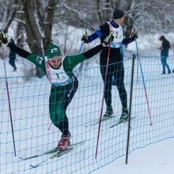 45. Tartu Maratoni Avatud Rada - Markko Abel (1), Sergey Apatenkov (2)