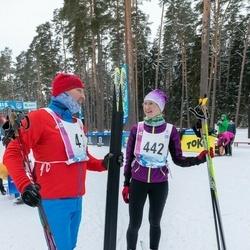 45. Tartu Maratoni Avatud Rada - Alexander Malin (41), Diana Salikhova (442)