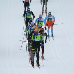 45. Tartu Maraton - Benoit Chauvet (7), Joeri Kindschi (9), Antoine Auger (20)
