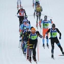 45. Tartu Maraton - Loic Guigonnet (5), Benoit Chauvet (7), Fabian Schaad (10)
