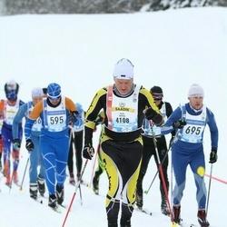 45. Tartu Maraton - Kaarel Piirimäe (695), Ain Inno (4108)