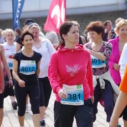 SEB 26. Maijooks - Silja Siska (8381), Tatjana Dolguseva (9012), Olga Tsemoganski (9013)
