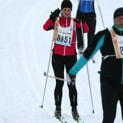 45. Tartu Maraton - Annika Adoberg (8651)