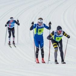 45. Tartu Maraton - Adrien Mougel (4), Kaarel Karri (14)