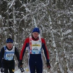 45. Tartu Maraton - Andre Nõmm (505), Alo Järve (4162)