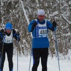 45. Tartu Maraton - Marek Salumaa (480), Markko Abel (1261)