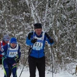 45. Tartu Maraton - Alar Alumaa (381), Enn Kaaret (413)