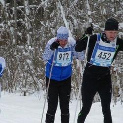 45. Tartu Maraton - Madis Mägi (452), Björn Puna (912)