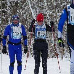 45. Tartu Maraton - Larisa Usacheva (853), Aleksei Mersadykov (1181)