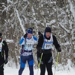 45. Tartu Maraton - Agris Peedu (992), Kuido Karner (1089)