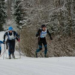 45. Tartu Maraton - Indrek Mumm (554), Markko Abel (1261)