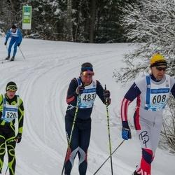 45. Tartu Maraton - Ago Teder (483), Tarmo Tiivoja (608)