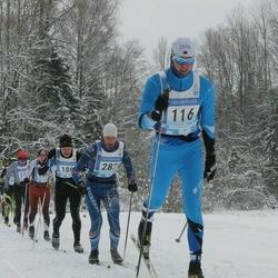 45. Tartu Maraton - Karl-Cardo Mere (116), Agris Krievans (282)