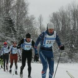 45. Tartu Maraton - Henrijs Vimba (108), Agris Krievans (282)