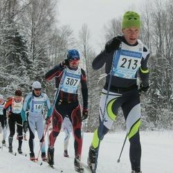 45. Tartu Maraton - Alar Reiska (213), Nikolay Volov (307)