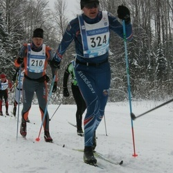 45. Tartu Maraton - Artis Krievans (324)