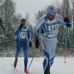 45. Tartu Maraton - Priit Rooden (102), Arno Bachaus (340)