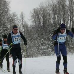 45. Tartu Maraton - Ago Teder (483), Vladimir Vinogradov (522)