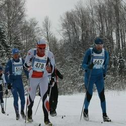 45. Tartu Maraton - Alar Just (478), Kalev Käosaar (662)