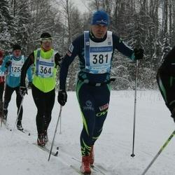 45. Tartu Maraton - Kristjan Vares (364), Alar Alumaa (381)
