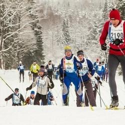 45. Tartu Maraton - Aalo Parmas (2190), Ants Turb (4040)