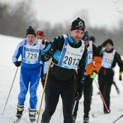 45. Tartu Maraton - Andero Safronov (2012)