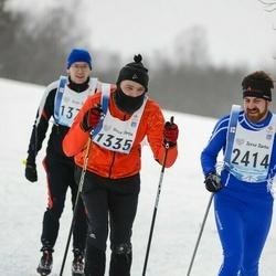 45. Tartu Maraton - Elor Sepp (1335), Artur Linnus (2414)