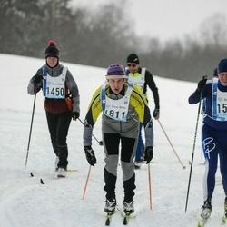 45. Tartu Maraton - Eret Maasing (1450), Aare Järvelaid (1811)