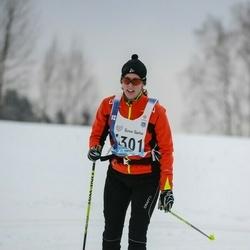 45. Tartu Maraton - Ann-Sofie Robert (2301)