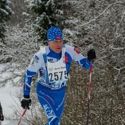 45. Tartu Maraton - Anatoly Shelekhin (2575)