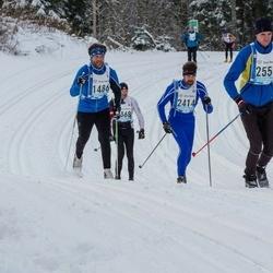 45. Tartu Maraton - Hougaard Thor Weis (1486), Artur Linnus (2414), Rene Post (2559)