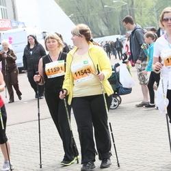 SEB 26. Maijooks - Katrin Sirel (11543), Annike Hein (11544), Annika Ley (11591), Tiia Volkevits (11592)