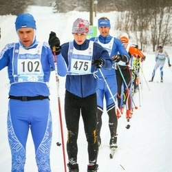 45. Tartu Maraton - Priit Rooden (102), Hannes Poolamets (475)