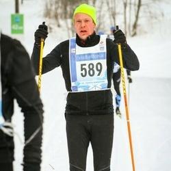 45. Tartu Maraton - Jarkko Hakanen (589)