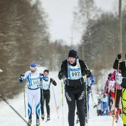 45. Tartu Maraton - Agris Peedu (992)