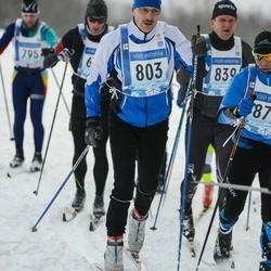 45. Tartu Maraton - Arno Pärna (803)