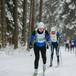 45. Tartu Maraton - Annika Vaher (1058)
