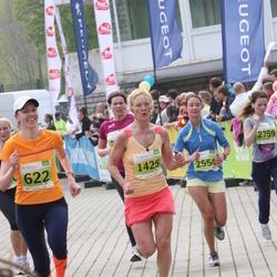 SEB 26. Maijooks - Annika Mets (622), Ehtel Odras (1425), Sigrid Tuisk (2554)