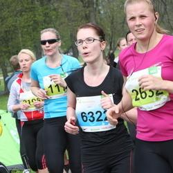 SEB 26. Maijooks - Tiina Apart (2632), Annika Laas (6322)