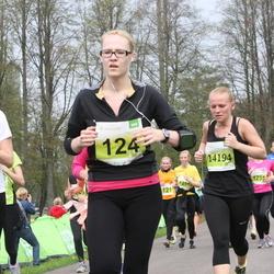 SEB 26. Maijooks - Getriin Lindre (124), Anni Konsap (14194)