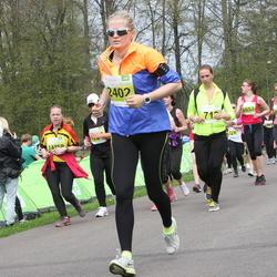 SEB 26. Maijooks - Anni Mägi (713), Helina Tamm (2402), Katrin Nurk (14258)