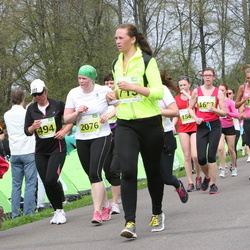 SEB 26. Maijooks - Renda Randoja (494), Anni Mägi (713), Karin Lehtme (2076)