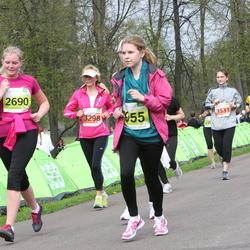 SEB 26. Maijooks - Marijell Niinepuu (955), Maarja-Liis Roone (2690), Valve Liivak (3298), Anna Leiner (3533)