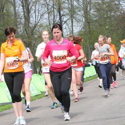 SEB 26. Maijooks - Grete Sadulsepp (3231), Sini Honkanen (4000), Anna-Liisa Pääsukene (4385)