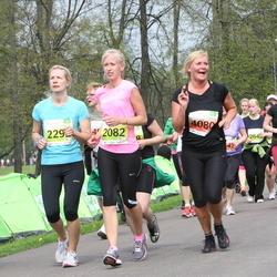 SEB 26. Maijooks - Jaana Tigane (2082), Christina Põldsaar (2292), Chrisse Soome (4079), Merle Missing (4080)