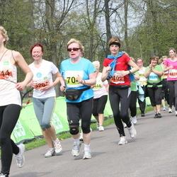 SEB 26. Maijooks - Anna-Liisa Vihavainen (704), Veronika Kossar (3101)